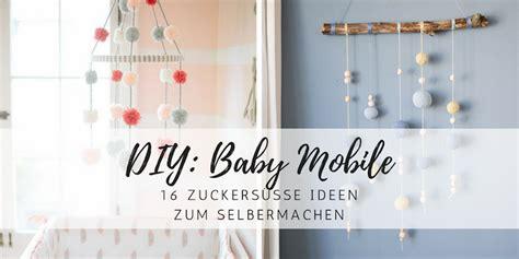 diy die schoensten baby mobile zum nachbasteln style