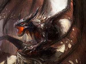 Fantastic Beast... Dragon Bible Quotes