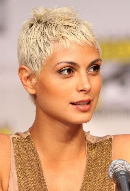 Cropped Pixie Hairstyle by Crop Hairstyles 2017