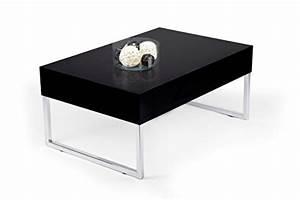 Couchtisch Holz Schwarz : mobilifiver evo xl couchtisch holz schwarz hochglanz 90 x 60 x 40 cm retro stuhl ~ Markanthonyermac.com Haus und Dekorationen