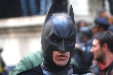 Christina Bale Batman Could Fly But Wouldn Survive
