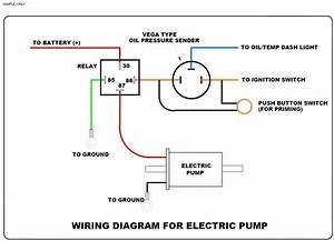 Push Button Starter Switch Wiring Diagram