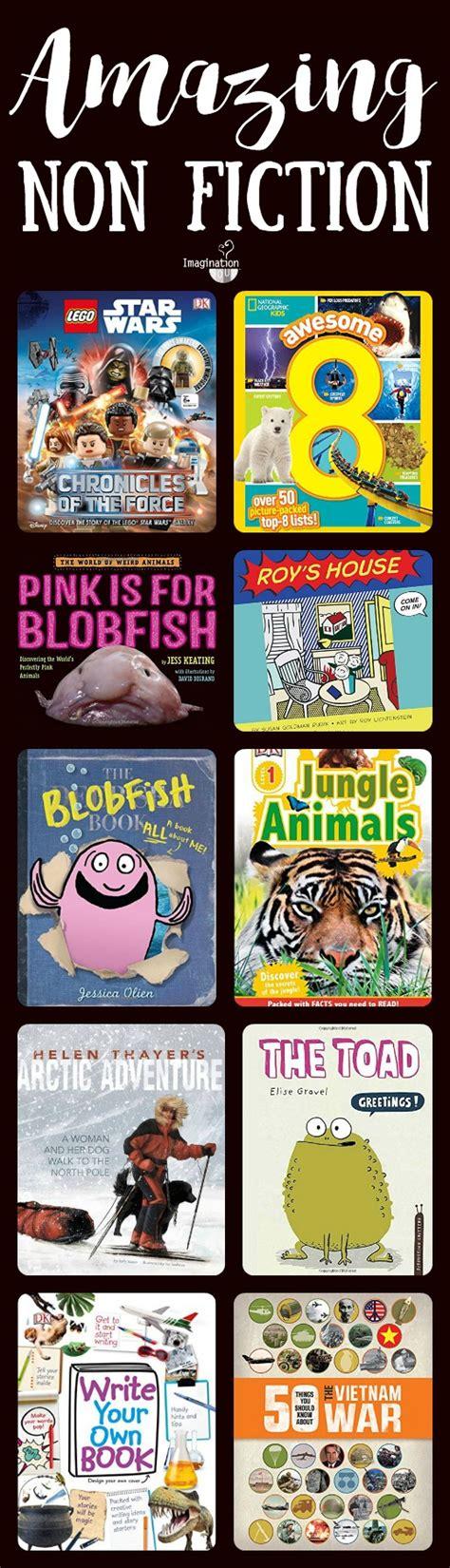 Amazing Nonfiction Children's Books  Imagination Soup