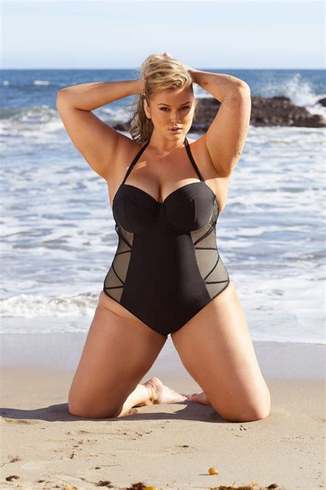 hunter mcgrady playful promises swimsuit collection