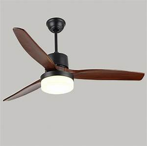 Newest 65w Ceiling Fan With Lights Remote Control 110