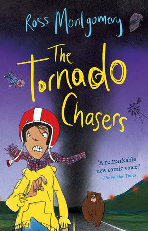 tornado chasers  ross montgomery reviews