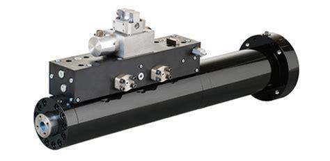 space cusion hydraulic test actuator hydrostatic bearing