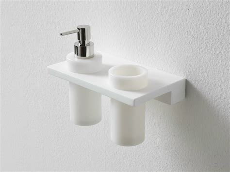 Functional And Modern Wall Mount Toothbrush Holder