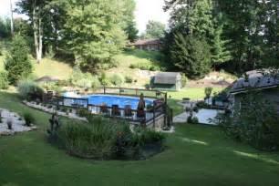 pool house plans semi inground pools royal swimming pools