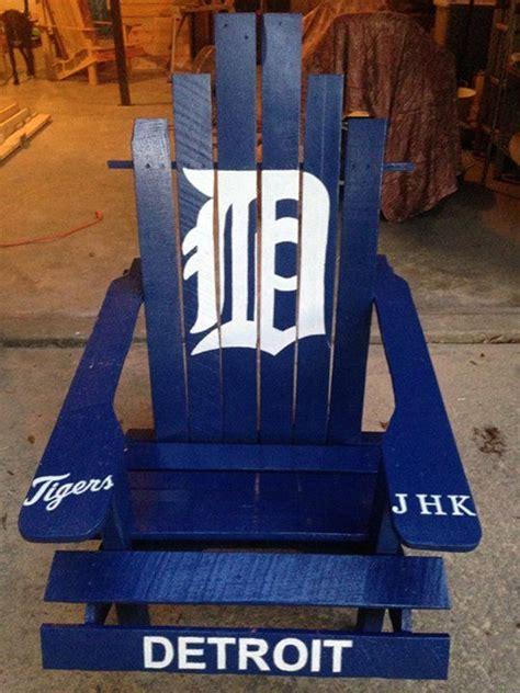 detroit tigers custom adionrack chair by baby s
