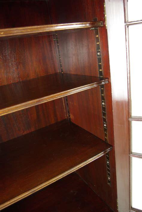 antique walnut bookcase  door bookcase scotland