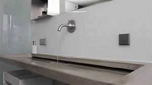Wohncontainer Zu Verschenken : waschbecken beton selber machen wohn design ~ Jslefanu.com Haus und Dekorationen