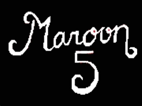 maroon 5 shirt font whatfontis com