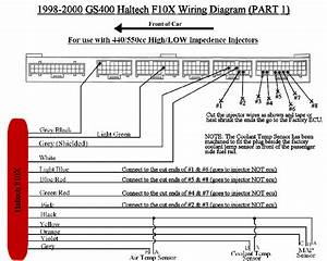Haltech F10x Wiring Diagram For Gs4 - Clublexus
