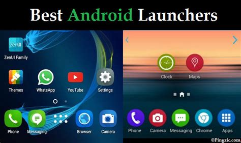 best android best launchers for android updated 2017