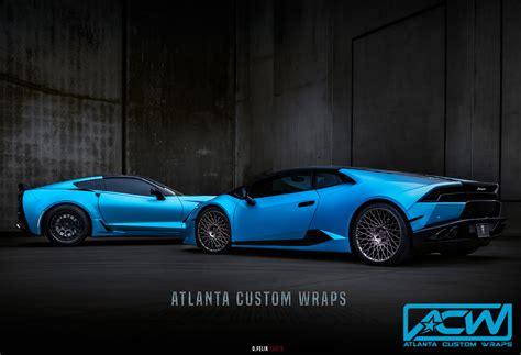 atlanta custom wraps  solid wrap vinyl specialists