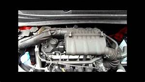2012 Hyundai I10 1 2 Engine - G4l1-k3