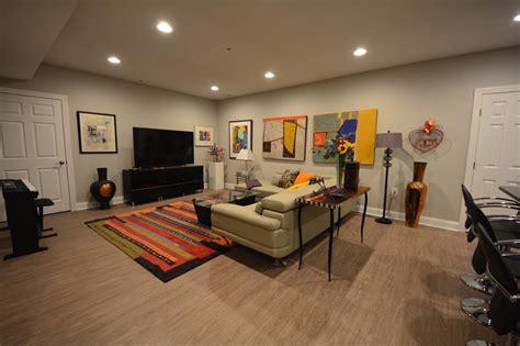 linoleum flooring for basement basement flooring perfect for unpredictable oregon weather