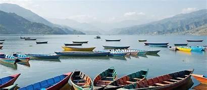 Nepal Pokhara Destination Destinations Travel Asia