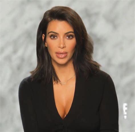 kim kardashian short hair makeup hair in 2019