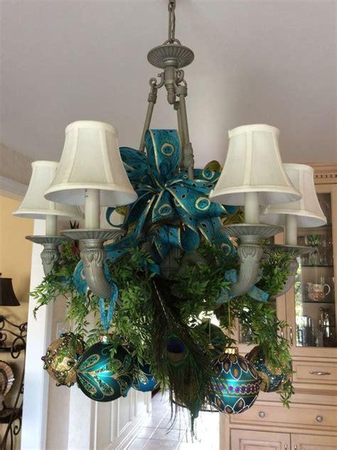 peacocks christmas tree decorations and tree decorations
