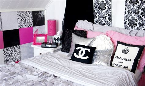 chanel themed bedroom decor my everything in this room cool bedrooms