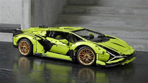 5.0 out of 5 stars. TopGear | This is the new, 3,696-piece Lego Technic Lamborghini Siån
