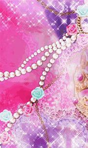 Pink purple jewels | Pink wallpaper girly, Glittery ...