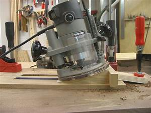 Morton's Shop: Angled end to the Mortise - Woodworking Blog