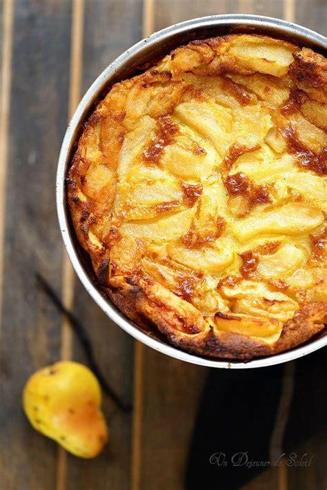 cuisine normande traditionnelle 1000 idées sur le thème tarte aux poires sur
