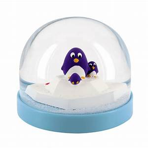 Boule à Neige : boule neige blizzard pingouin pylones ~ Teatrodelosmanantiales.com Idées de Décoration