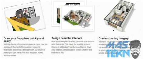 aplikasi desain rumah  offline gratis  pc laptop