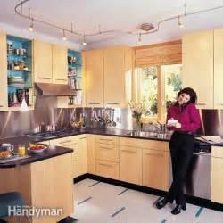 kitchen upgrade ideas 4 weekend kitchen upgrades the family handyman