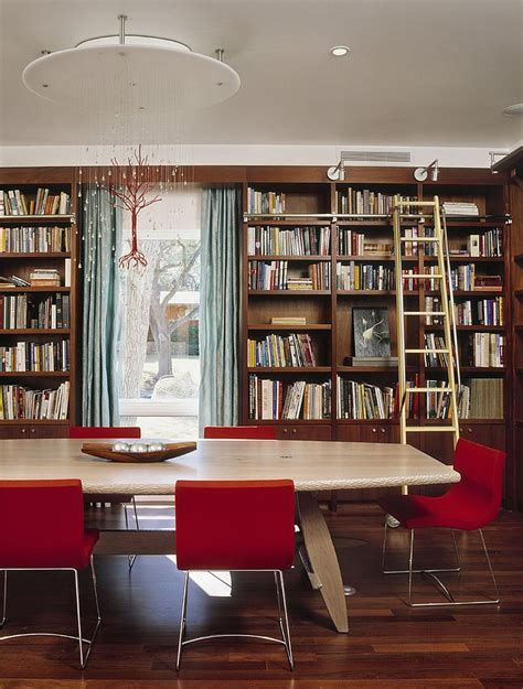 dining room table setting ideas 25 dining rooms and library combinations ideas inspirations