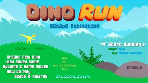 dino run  fantastic  bit adventure    play