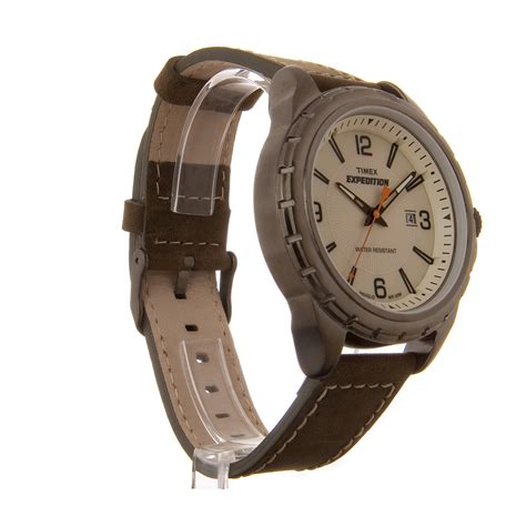 rugged mens watches timex expedition rugged field s partial arabic