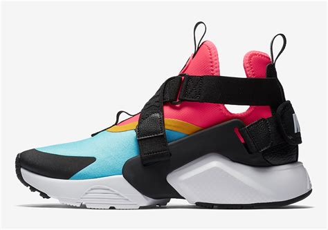 sneakers nike air huarache city debut rilis januari 2018