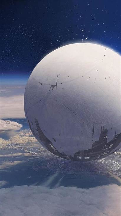 Destiny Wallpapers Iphone Mobile Outer Space Games