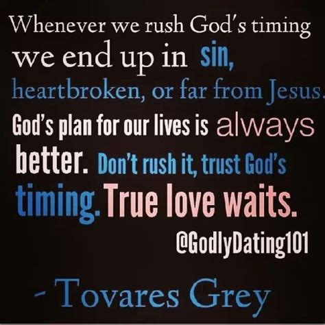 True Love Comes From God Quotes