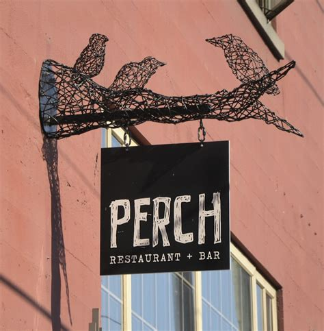 Perch Metal Signs Vancouver Powelst Cool Sign  Mahboh. Inspirational Signs. Ischemic Attack Signs Of Stroke. Incident Signs. Electrical Safety Signs Of Stroke. Numerology Signs. Infographic Eft Signs. Emerald Signs Of Stroke. Cholera Signs