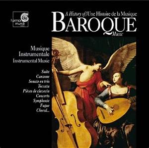 Various - History of Baroque Music: Instrumental - Amazon ...