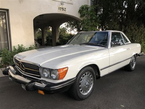 Unknown maximal final bid : ***1985 Mercedes 380SL For Sale | Car And Classic
