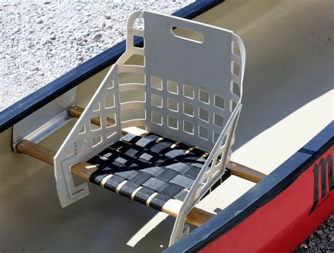 Canoes With Seat Backs by Seat Back Plastic Mohawk Canoes