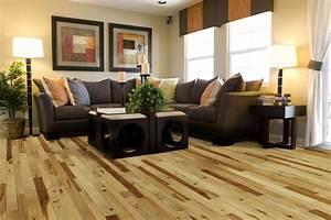 Hickory Hardwood Flooring (6381)