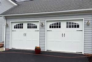 carriage doors stamped steel mount garage doors With 9x8 garage door with windows