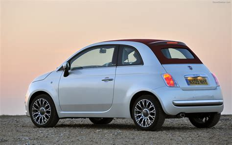 New Fiat 500 C Widescreen Exotic Car Wallpapers 14 Of 48