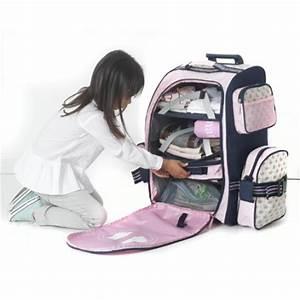 Valise Bébé Fille : valise enfant sac de voyage enfant sac dos voyage enfant bagages pratiques pour voyager ~ Teatrodelosmanantiales.com Idées de Décoration