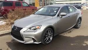 Lexus Is F Sport Executive : 2014 lexus is 250 awd atomic silver on red executive f sport package review youtube ~ Gottalentnigeria.com Avis de Voitures