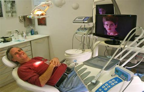 den6 patient in dental chair from best dentists in