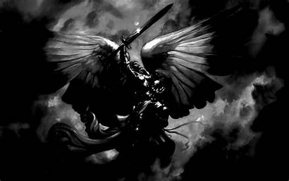 Magic Angel Fantasy Wallpapers Gathering Desktop Angels